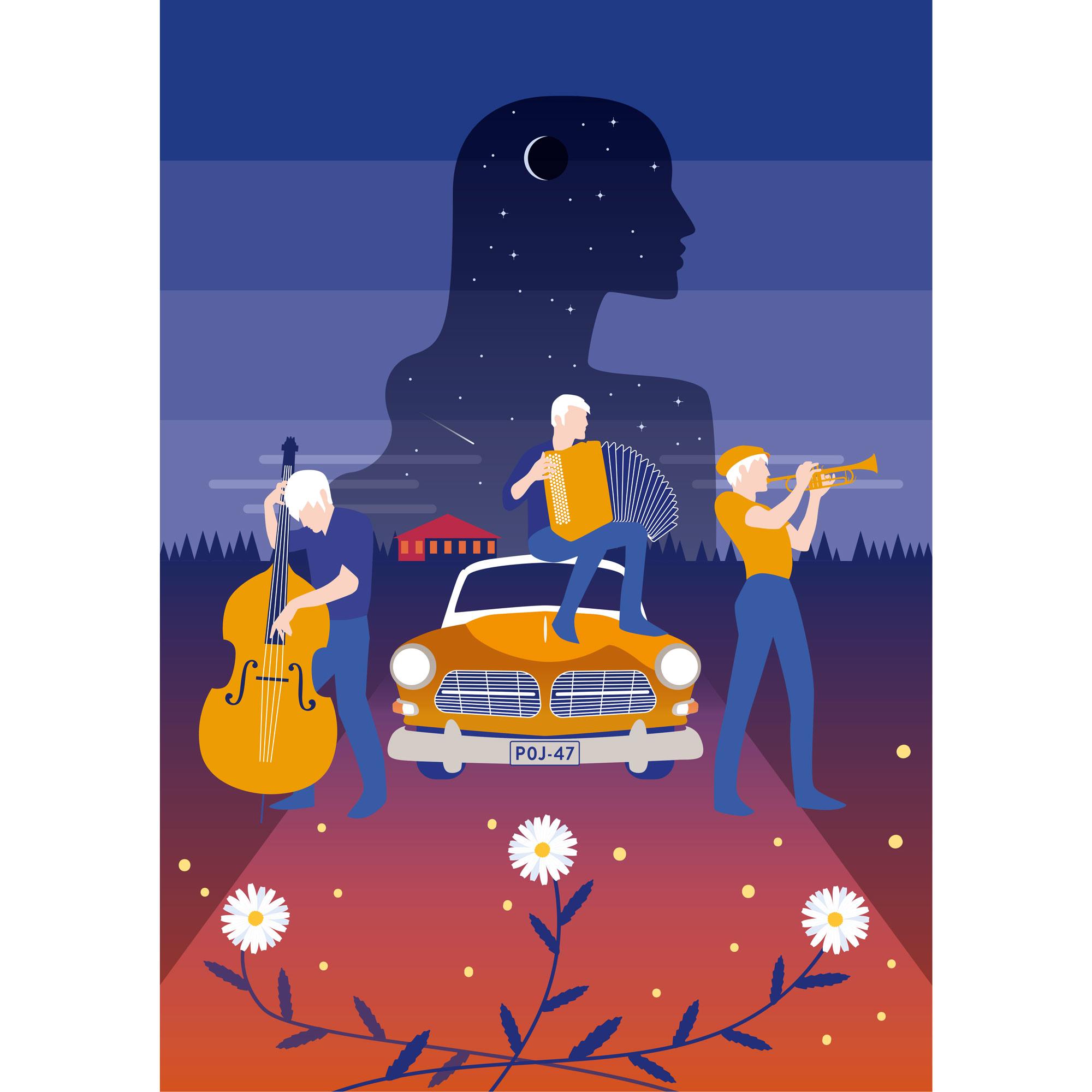 Illustration for Tangopojat