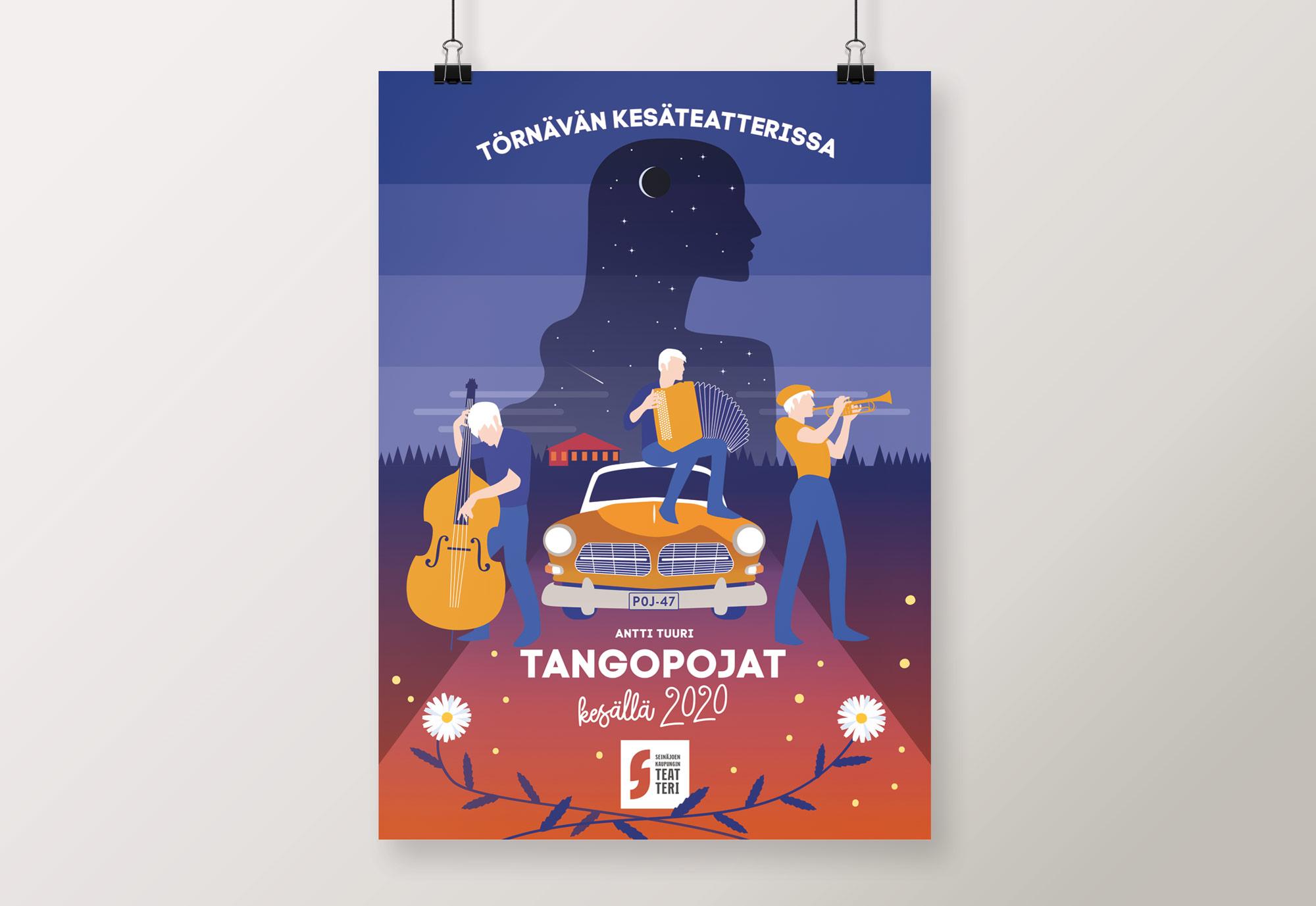 Poster for Tangopojat